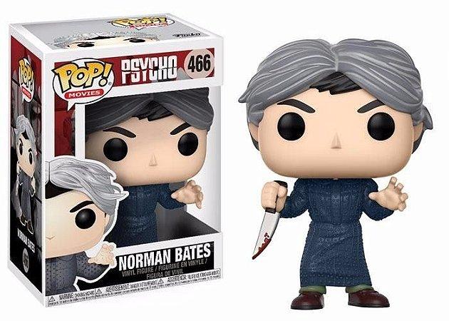 Funko Pop Terror Psycho Psicose Norman Bates #466