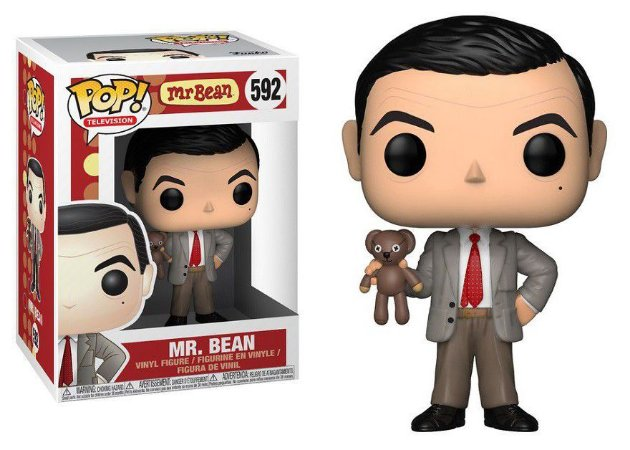 Funko Pop Mr Bean #592
