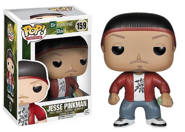 Funko Pop Breaking Bad Jesse Pinkman #159