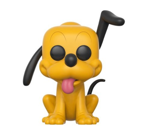 Funko Pop Disney Treasures Pluto Exclusivo #103