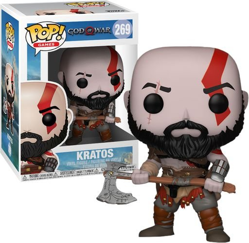 Funko Pop God of War Kratos #269