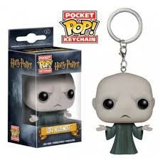 Funko Pocket Pop Keychain Harry Potter Lord Voldemort