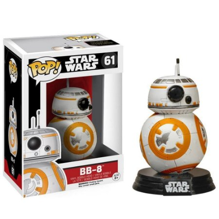 Funko Pop Star Wars BB-8 #61