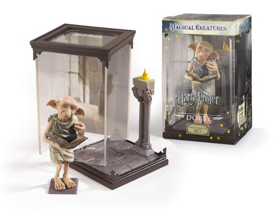 Harry Potter Magical Creatures Nº 2 Dobby Noble Collection