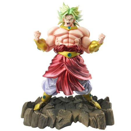 Dragon Ball Z Broly Super Saiyan Lendário Action Figure