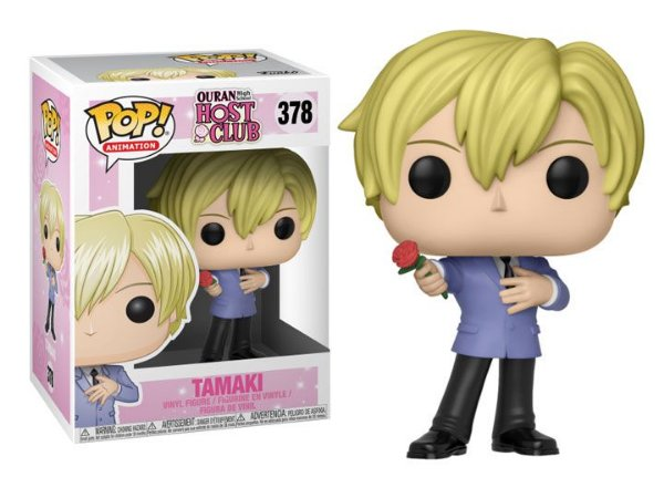 Funko Pop Ouran High School Host Club Tamaki #378