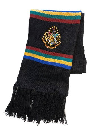 Cachecol Harry Potter Casas