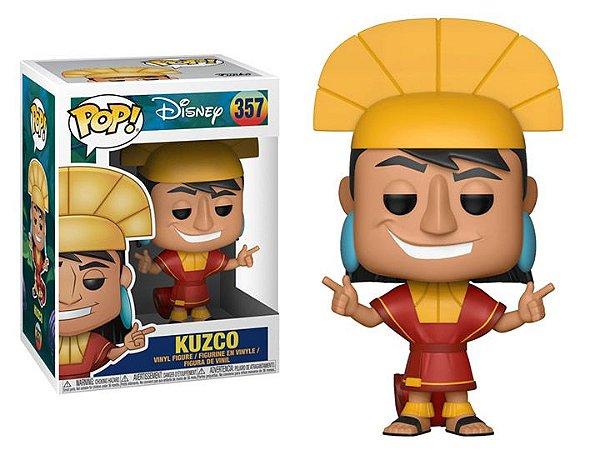Funko Pop Disney Nova Onda do Imperador Kuzco #357