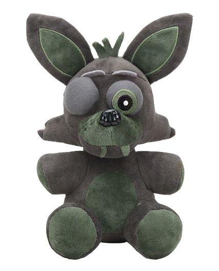 Pelúcia Five Nights At Freddys FNAF Phantom Green Foxy
