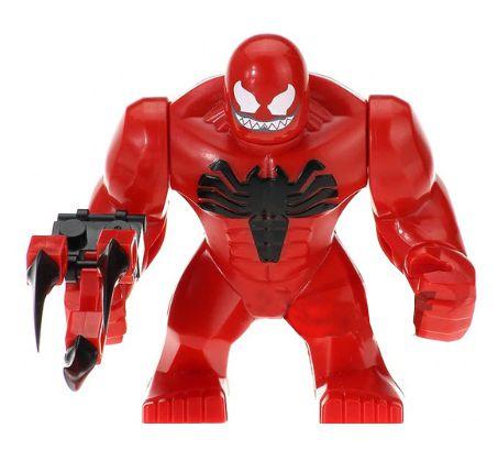 Bloco de Montar Marvel Homem Aranha Carnage