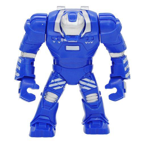 Bloco de Montar Marvel Homem de Ferro Patriota