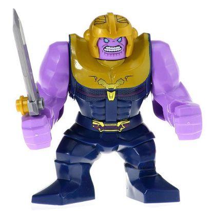 Bloco de Montar Marvel Vingadores Guerra Infinita Thanos - 2