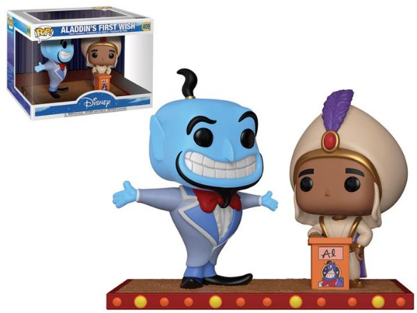 Funko Pop Disney Movie Moments Aladdins First Wish