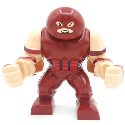 Bloco de Montar Marvel X-Men Juggernaut