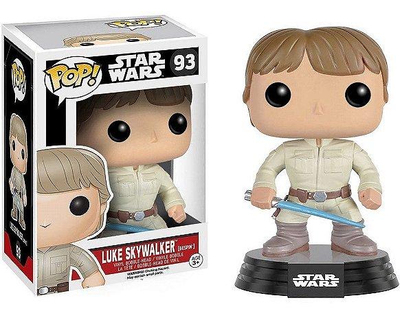 Funko Pop Star Wars Luke Skywalker Bespin #93