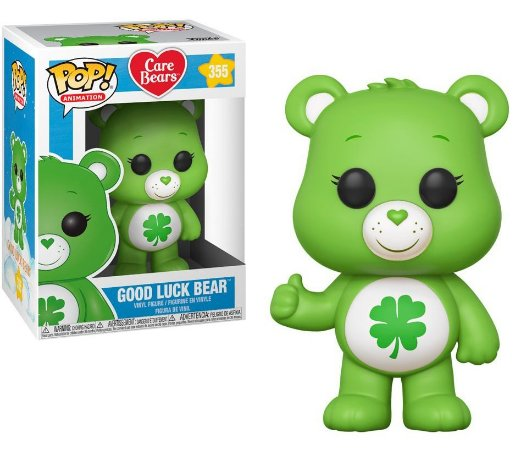 Funko Pop Ursinhos Carinhosos Care Bears God Luck Bear #355