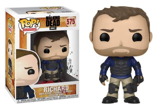 Funko Pop The Walking Dead Richard #575