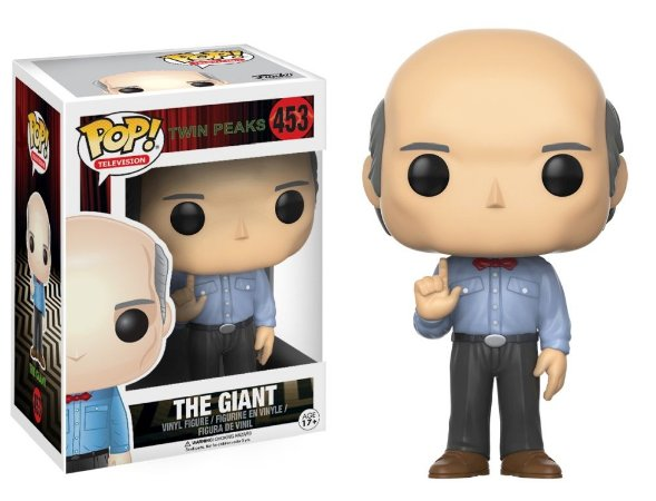 Funko Pop Twin Peaks The Giant #453