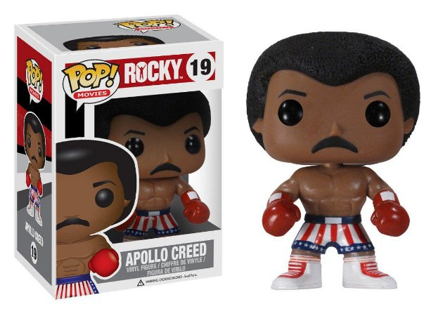 Funko Pop Rocky Apollo Creed #19