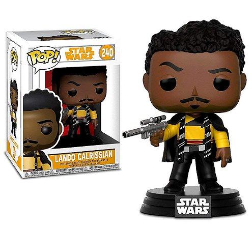 Funko Pop Star Wars  Lando Calrissian #240