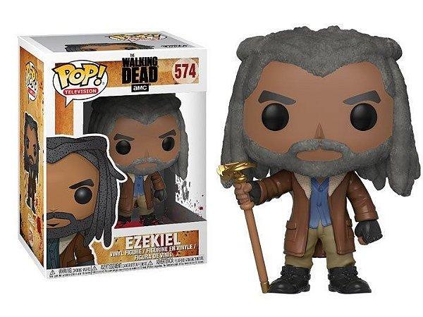 Funko Pop The Walking Dead Ezekiel #574