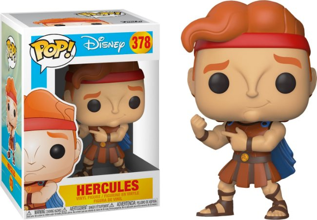 Funko Pop Disney Hercules #378
