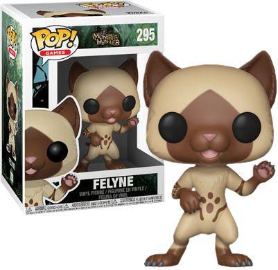 Funko Pop Monster Hunter Felyne #295