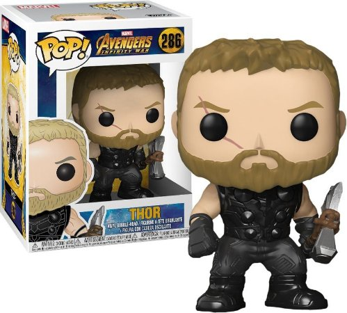 Funko Pop Marvel Avengers Infinity War Thor #286