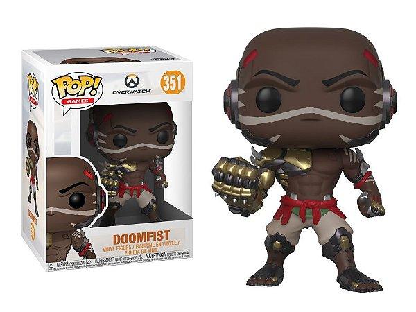Funko Pop Overwatch Doomfist #351