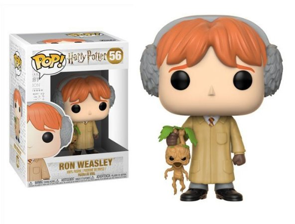 Funko Pop Harry Potter - Ron Weasley Herbology #56