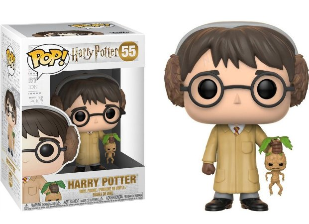 Funko Pop Harry Potter Herbology #55