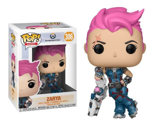 Funko Pop Overwatch Zarya #306