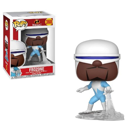 Funko Pop Disney Os Incriveis 2 Incredibles Frozone #368