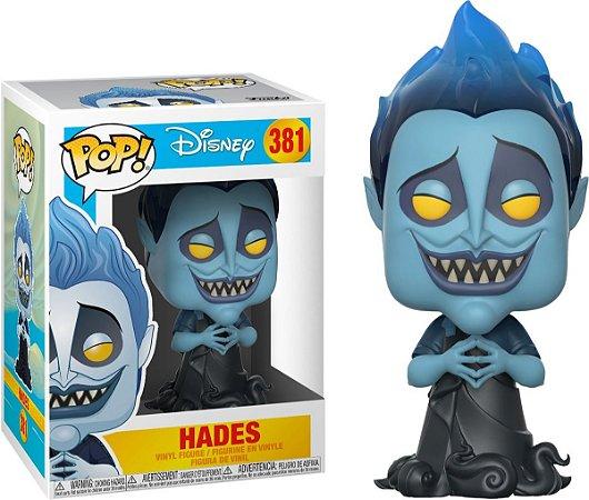 Funko Pop Disney Hercules Hades #381