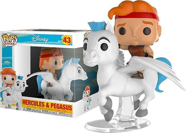 Funko Pop Disney Hercules - Hercules e Pegasus #43