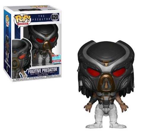 Funko Pop The Predator - Fugitive Predator Exclusivo NYCC 18 #620