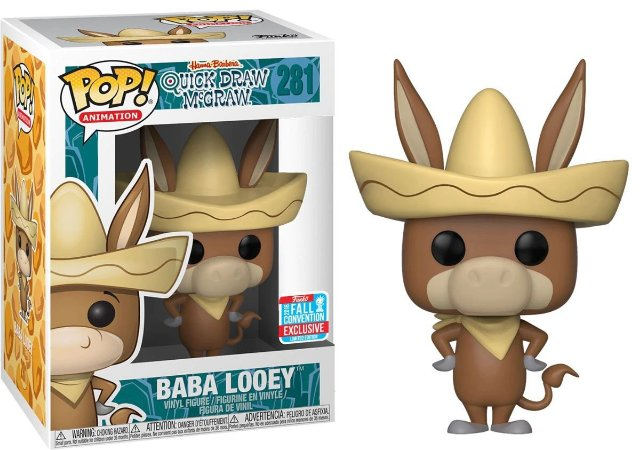 Funko Pop Hanna Barbera Baba Looey Exclusivo NYCC 18 #281