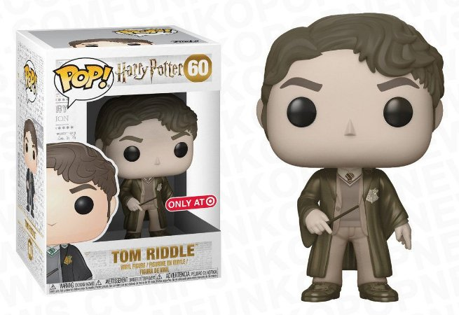 Funko Pop Harry Potter Tom Riddler Exclusivo #60