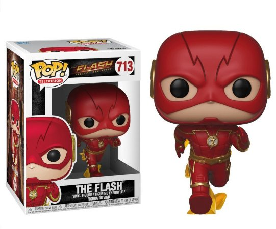 Funko Pop DC The Flash #713