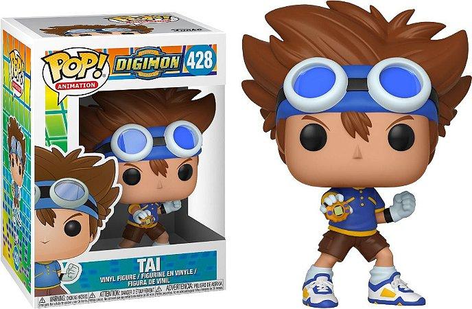 Funko Pop Digimon Tai #428