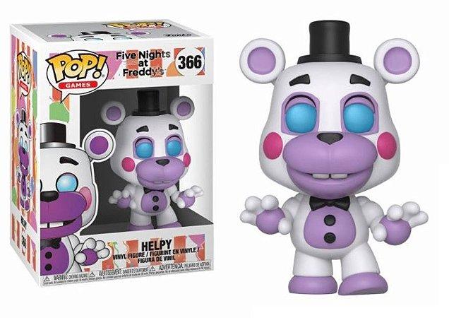 Funko Pop Five Nights At Freddys Helpy #366
