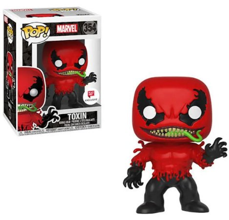 Funko Pop Marvel Toxin Exclusivo #354