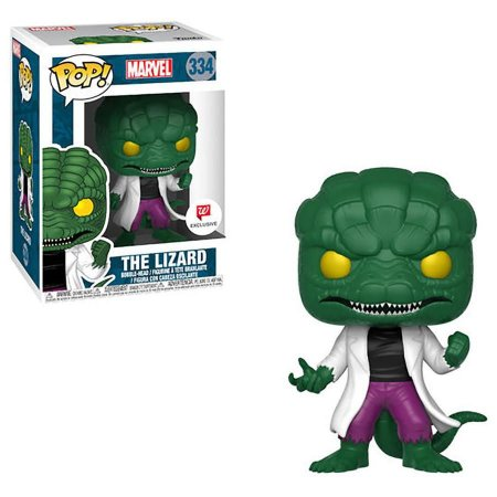 Funko Pop Marvel The Lizard #334