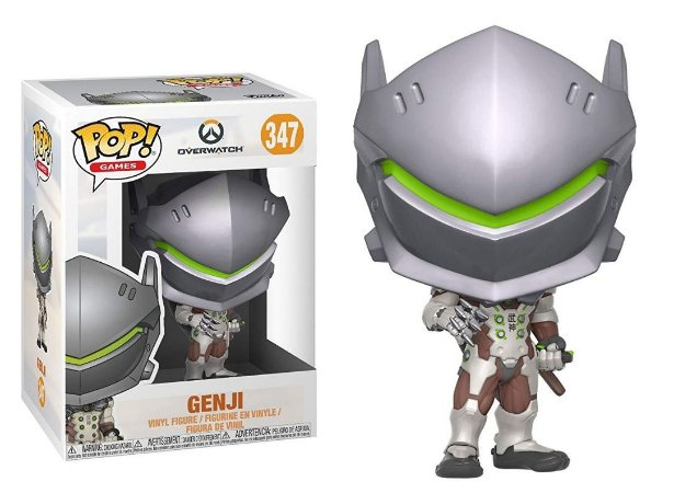Funko Pop Overwatch Genji #347