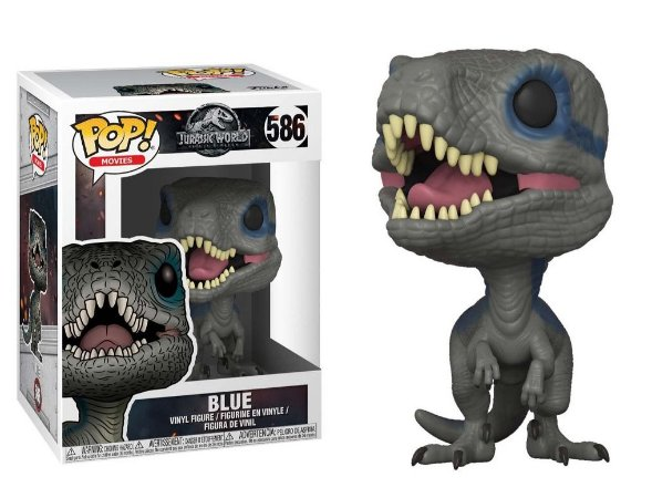 Funko Pop Jurassic World Blue #586