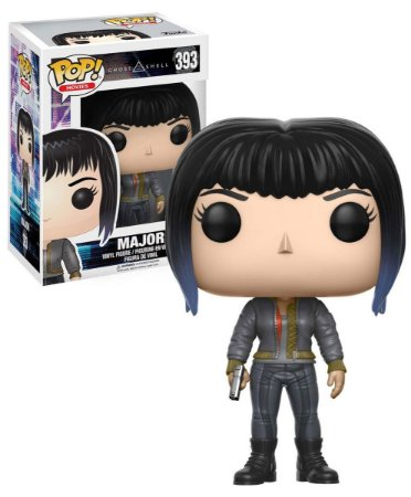Funko Pop Ghost in The Shell Major Exclusivo Fye #393