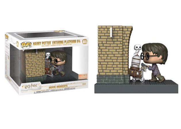 Funko Pop Harry Potter Entering Platform 9 3/4 Exclusivo #81