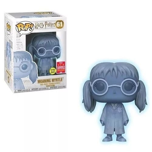 Funko Pop Harry Potter Moaning Myrtle Glows Exclusivo SDCC18 #61