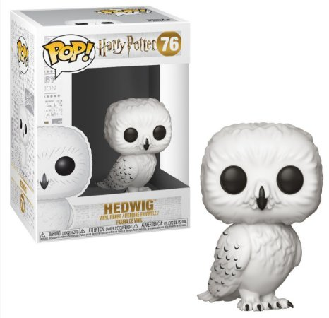 Funko Pop Harry Potter Hedwig Coruja #76