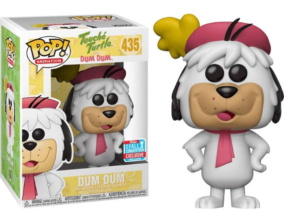 Funko Pop Touche Turtle - Dum Dum Exclusivo NYCC18 #435